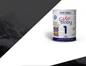 Cute Baby Infant Formula Background Home Image With Formula One