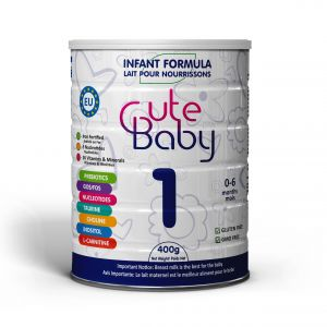 Cute Baby Infant Formula in Tin Stage One