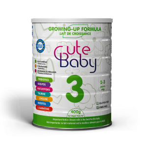 Cute Baby Infant Formula in Tin Stage Three